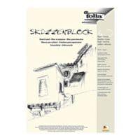 folia 5er-Pack Skizzenblock A3, je 50 Blatt