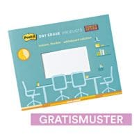 Post-It Muster Dry Erase Whiteboardfolie »DEF-BUS-EU«