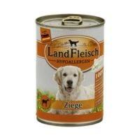 LandFleisch Nassfutter »Hypoallergen« mit Ziege (1x 400 g)