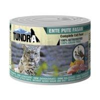 TUNDRA Cat Nassfutter mit Ente, Pute und Fasan (1x 200 g)