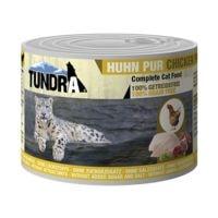 TUNDRA Cat Nassfutter mit Huhn Pur (1x 200 g)