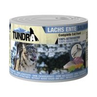 TUNDRA Cat Nassfutter mit Lachs & Ente (1x 200 g)