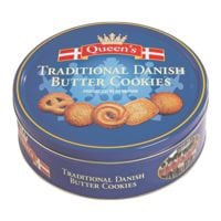 Butterkekse Queen`s  »Danish Butter Cookies«