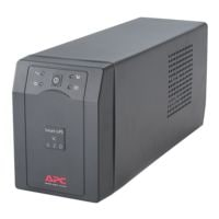 APC USV-Tower »Smart-UPS SC 620 VA«