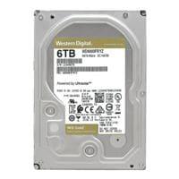 Western Digital Gold 6 TB, interne HDD-Festplatte, 8,9 cm (3,5 Zoll)