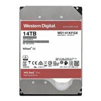 Western Digital RED Pro 14 TB mit NAS, 8,9 cm (3,5 Zoll)