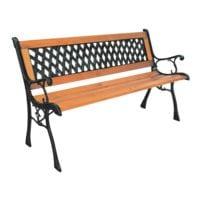Garden Pleasure Gartenbank »Windsor« für 2 Personen
