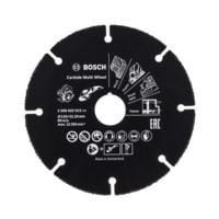 BOSCH Trennscheibe »Carbide Multi Wheel« Ø 125 mm