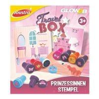 Joustra Travel Box Prinzessinnen-Stempel - 9 Stück