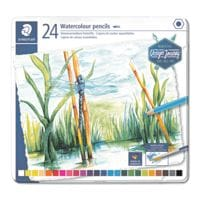 Staedtler 24er-Pack Aquarellstifte »Design Journey«