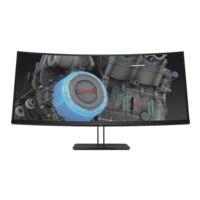 HP Z38c Monitor, 95,25 cm (37,5''), UWQHD, USB Typ C, USB, HDMI, DisplayPort
