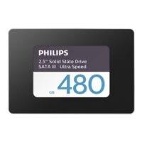 Philips Ultra Speed 480 GB, interne SSD-Festplatte, 6,35 cm (2,5 Zoll)