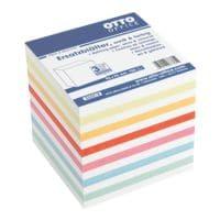 OTTO Office Ersatzblätter für Zettelbox weiß und farbig