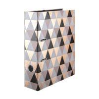 5er-Pack Motivordner A4 Herma Glanzvoll Abstract breit, Motiv