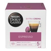 Nescafe 3 Packungen Kaffeekapseln »Dolce Gusto® Espresso«