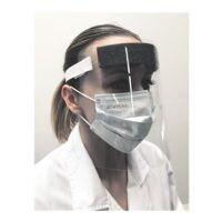 EXACOMPTA Nies- und Spuckschutz Gesichtsschutzvisier »ExaScreen« (10er-Pack)