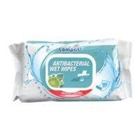 100er-Pack antibakterielle Feuchttücher »Ultra Compact«