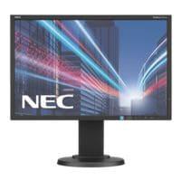 NEC MultiSync E223W-BK TFT Monitor, 56 cm (22''), 16:10, DVI-D, DisplayPort