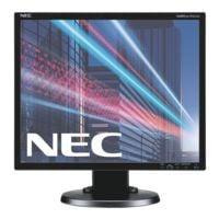 NEC Multisync EA193Mi/BK TFT Monitor, 48 cm (18,9''), 5:4, DVI-D, DisplayPort