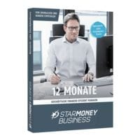 Finanzsoftware StarMoney Business