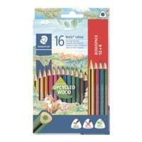 Staedtler 12+4 Bonus-Pack Buntstifte »Noris Colour« dreikant