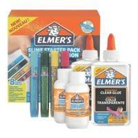 ELMER S 8-tlg. Bastelkleber-Set für Schleimherstellung »Starter Kit«