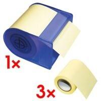 inFo Haftnotizspender »Roll Notes« inkl. 3x Haftnotiz »Roll Notes« 60 mm