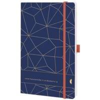 Chronoplan Buchkalender Chronobook A5 »Origins Edition« Goldmuster
