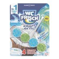 WC FRISCH WC-Duftspüler »KRAFT AKTIV Coconut Water«