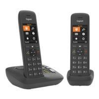 Gigaset Schnurloses Telefon »C575A« Duo