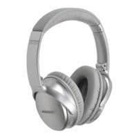 Bose Kabellose Kopfhörer »QuietComfort 35 II« mit Noise Cancelling - silbern