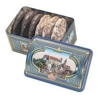Wicklein Nürnberger Elisen-Lebkuchen mit Spieluhr