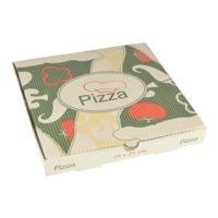 Papstar Pizzakartons »pure« 24 x 24 cm, 100 Stück