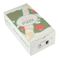 Papstar Pizzakartons »pure« 30 x 16 x 10 cm, 100 Stück