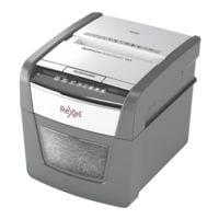 Aktenvernichter Rexel Optimum AutoFeed 45X, Sicherheitsstufe 4, Partikelschnitt (4 x 28 mm), bis 45 Blatt