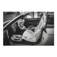 EICHNER 5-tlg. Schutz-Set Autoschonbezüge - 200 Sets