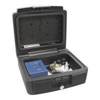 Rottner Wasserdichte Feuerschutzkassette »Sentry Safe HD2100«