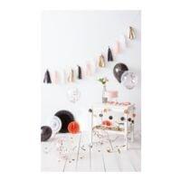 folia Party-Deko-Set »Modern Party with Style«