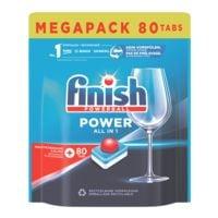 finish 80er-Pack Spülmaschinen-Tabs »All in 1 Regular Megapack«