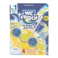 WC FRISCH Duftspüler WC Frisch »Kraft Aktiv Lemon«