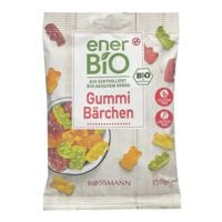 enerBIO Fruchtgummi »Gummi Bärchen«