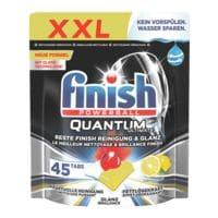 finish 45er-Pack Spülmaschinentabs »Powerball Quantum Ultimate XXL Citrus«