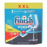 finish 57er-Pack Spülmaschinen-Tabs »All in 1 Citrus XXL«