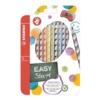 Stabilo 12er-Pack Bunstifte »EASYcolors«