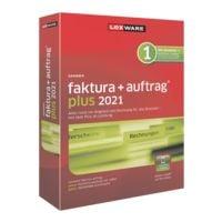 Kaufmännische Software Lexware faktura+auftrag plus 2021 Plus