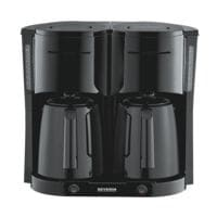 SEVERIN Duo-Filterkaffeemaschine mit 2 Thermokannen »KA 5829« schwarz