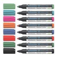 Schneider 8er-Pack Whiteboard &  Flipchart-Marker »Maxx 290«
