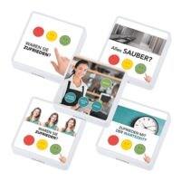 ratiotec CONNECT Call Button »CONNECT ID Sanitär Standard« weiß