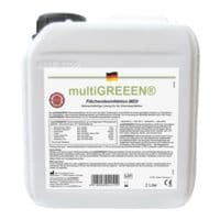 multiGREEEN Flächendesinfektionsmittel »multiGREEEN®« 2 Liter