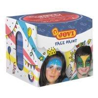 JOVI Gesichtsfarbe »Face Paint« 5x 20 ml